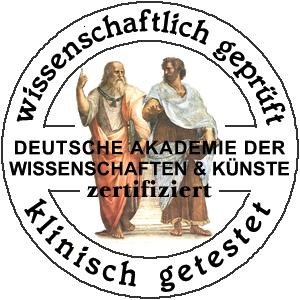 Deutsche Akademie der Wissenschaften - zertifiziert